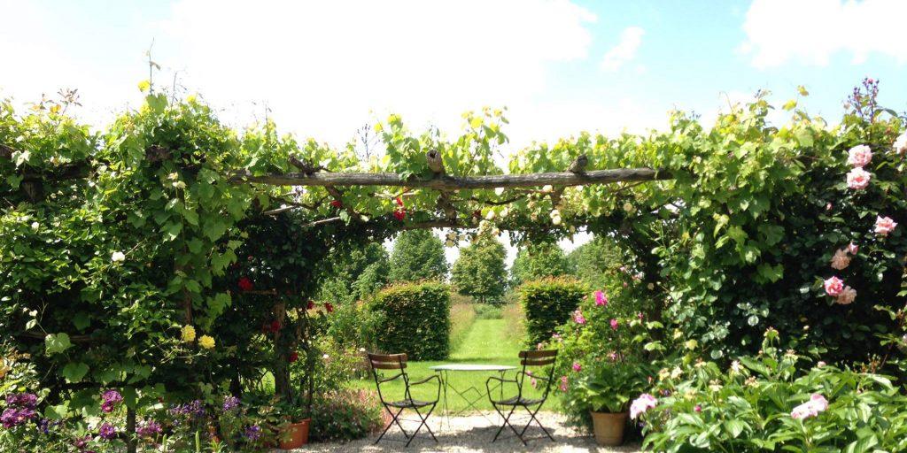 jardin de Chaligny